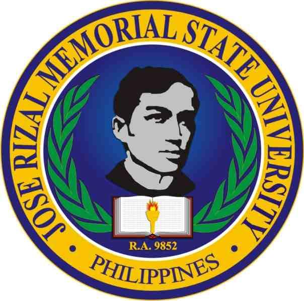 Jose Rizal Memorial State University Official Logo